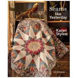 Quiltmania - Seams like Yesterday - Karen Styles cover.jpg