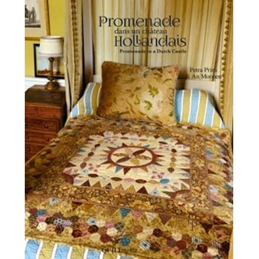Promenade in a Dutch Castle - Petra Prins & An Moonen - Quiltmania