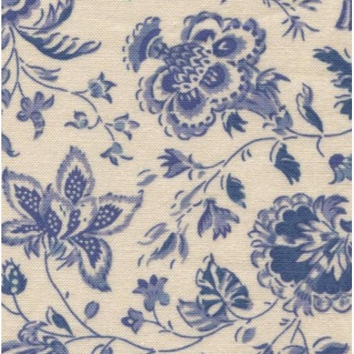 Dutch Heritage - Gujarat - 2040 Chinese Blue