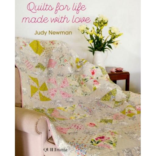 Quilts For Life Made With Love - Judy Newman - Quiltmania