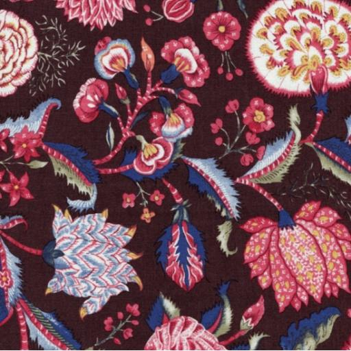 Dutch Heritage - Dutch Chintz - 5000 Brown