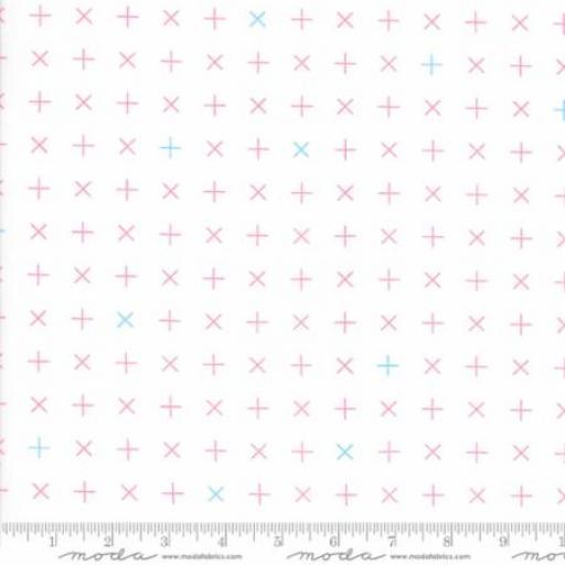 Colorbox - White Peony - 1645-13 - Moda