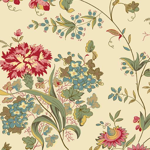 Nana's Flower Garden -9532L - Max & Louise - Andover