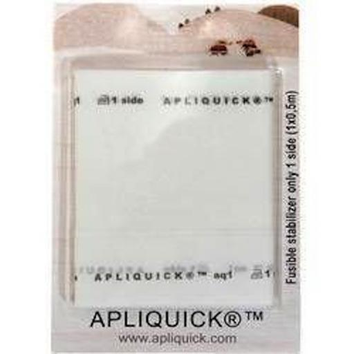 New wider 90cm APLIQUICK ¨ª Fusible Stabilizer (One-sided)