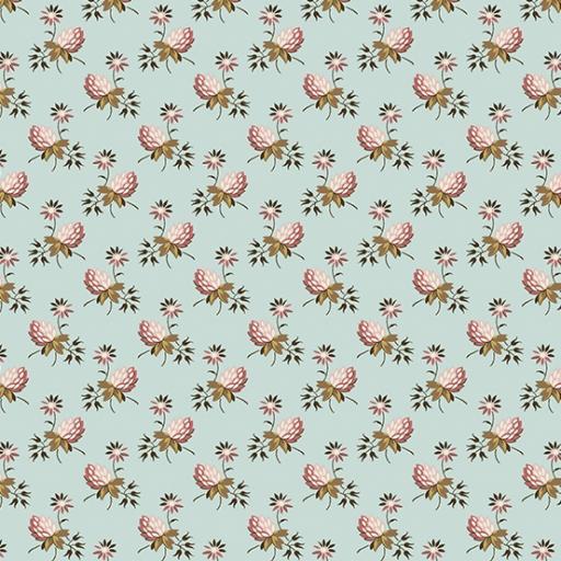 Super Bloom - Edyta Sitar - 9451-BL (one half metre remaining)