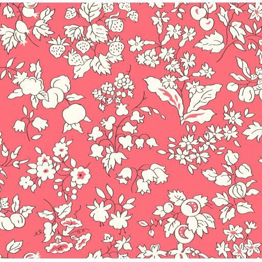 Liberty - The Orchard Garden - 16 Orange-Pink - Fat Eighth Bundle