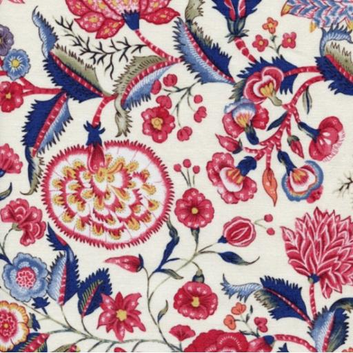 Dutch Heritage - Dutch Chintz - 5000 Cream