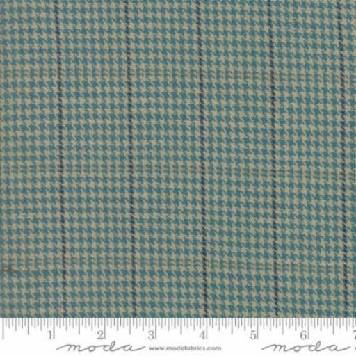 Cottonworks - Plaid Light Blue - Moda - 12813-29