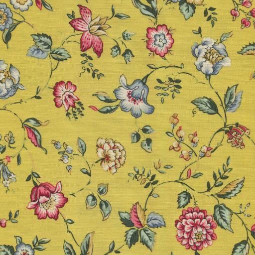 Dutch Heritage - Spring Garden - 2044-Teal