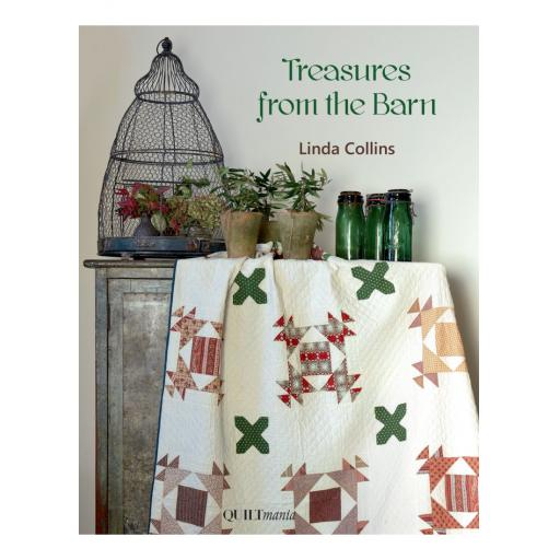 Treasures from the Barn - Linda Collins - Quiltmania