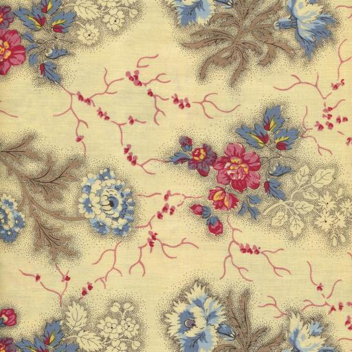 Dutch Heritage - Flowers From The Past - 2045-Cream
