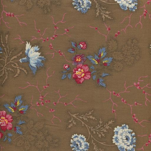Dutch Heritage - Flowers From The Past - 2045-Brown