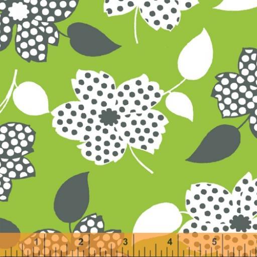 Mimosa - 1930's - 39980-3 - Windham Fabrics