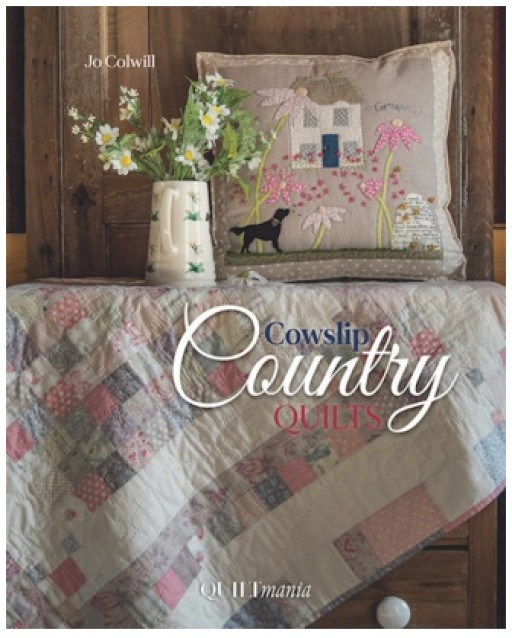 Quiltmania Books - Cowslip Country Quilts-cover.jpg