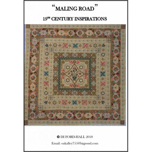 Maling Road - Pattern - Di Ford-Hall