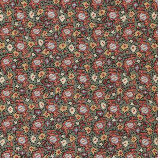 Dutch Heritage - 4016 - Antique Textiles Co
