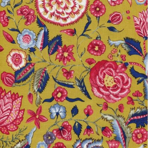 Dutch Heritage - Dutch Chintz - 5000 Yellow