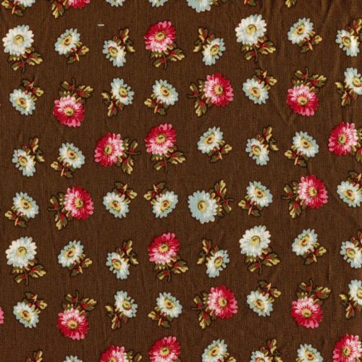 Dutch Heritage - 1017 Olive Floral