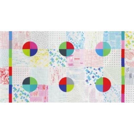 Colorbox - Panel White - 1640-11 - Moda
