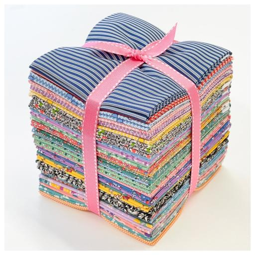 1930s - NEW Dutch inspired - 30 Fat Quarter Bundle